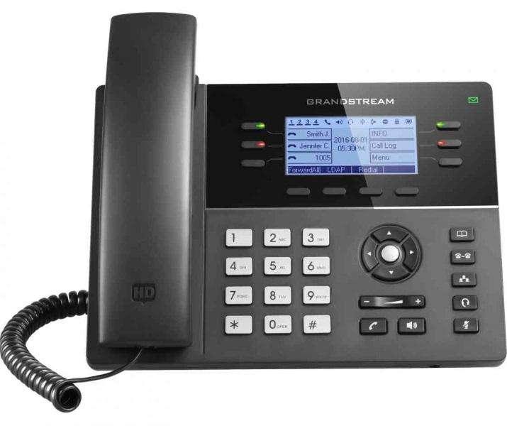 teléfono  IP grandstream 0