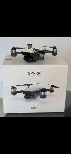 Vendo Drone DJ SPARK como nuevo