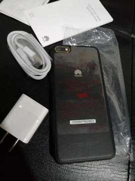 Huawei Y5 nuevo, con factura y garantía.