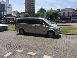 Para No cansarte de viajar ! ! ! !  Mercedes Benz Viano Automatica Butacas cueroCuero