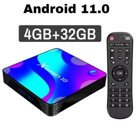 TV Box android 11.0 transpeed X88
