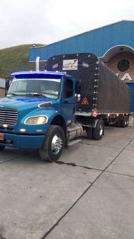 Vendo trailer Freightliner 2009