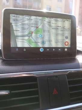 Android auto mazda + actualización del sistema