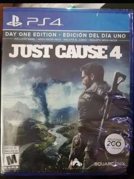 Just cause 4 ps4 full