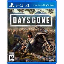 Video Juego PS4 Days Gone