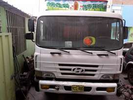 Vendo camión Hyundai