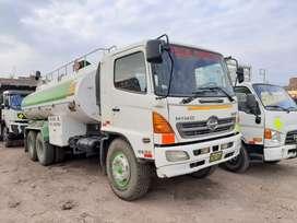 Camión cisterna 2626 2013