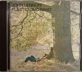 John Lennon Plastic Ono band Cd
