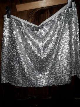 Pollerita de Mujer Marca Zara Talle M