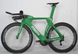 BICICLETA DE TRIATLON FULL CARBON