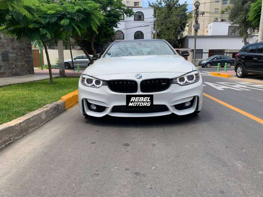 1378. BMW 420i 0