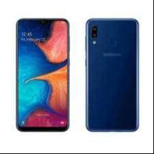 Samsung a20 32gb color azul nuevo
