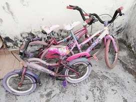 Vendo ciclas para repuestos o arreglo baratas