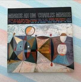 Mingus Ha Um - Charles Mingus LP Jazz versión Deluxe