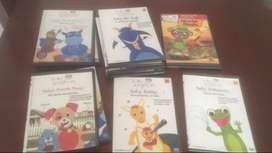 24 dvds coleccion little einstein