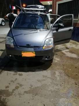 Chevrolet spark modelo 2009