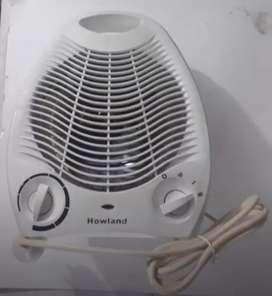 Caloventor, para repuestos, anda ventilador , no anda calor