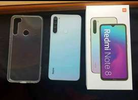 Vendo Xiaomi Redmi note 8 64 gb impecable