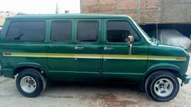 Vendo espectacular Ford econoline