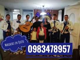 Mariachis para cumpleaños en Quito Norte Sur y valle temas completos