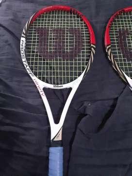 Raquetas wilson blx pro staff 90