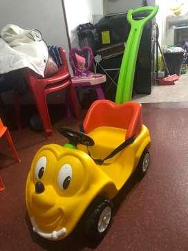 Carro de paseo niño.