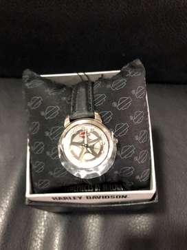 Reloj mujer harley davidson original