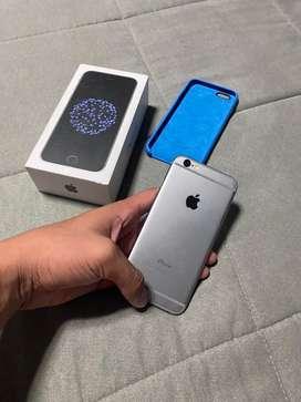 Iphone 6 32gb bateria 80% impecable