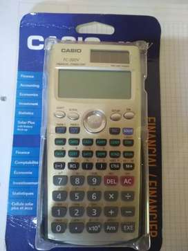 Calculadora Financiera FC200