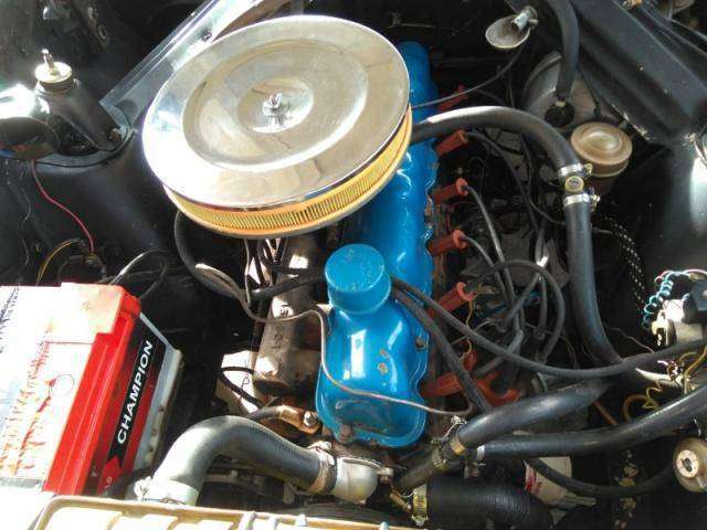 MOTOR FORD 221 CON FORM 04 0