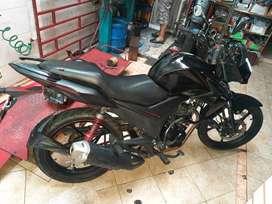Moto AKT 125 CR4
