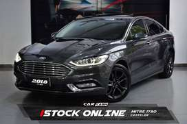 FORD MONDEO SEL ECOBOOST 2.0L 2018