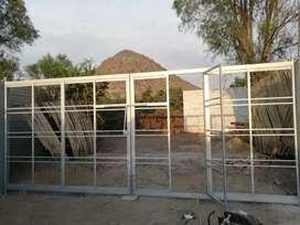 Trabajos en drywall y estructuras metalicas