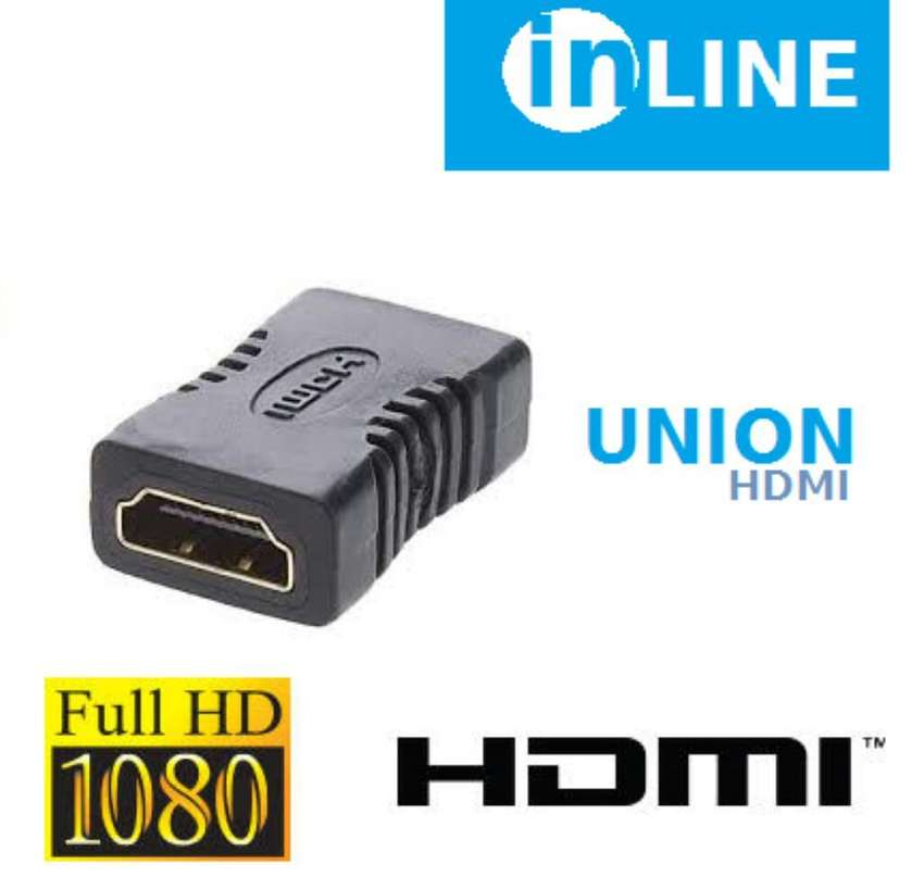 Adaptador Union Hdmi 1080p 0
