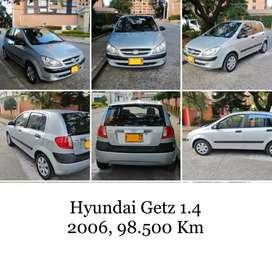 Hyundai Getz 2006 5 puertas