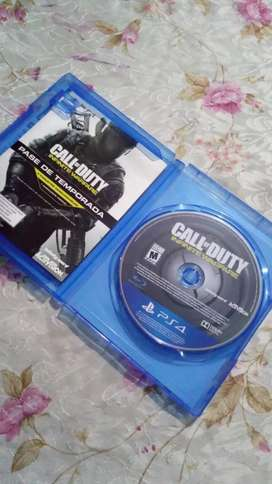 Call Of Duy Infinite Warfare Ps4