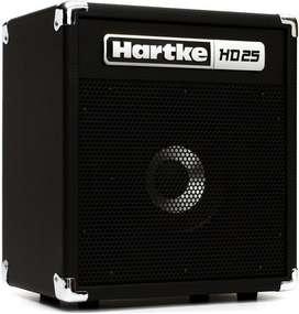 Amplificador para Bajo HARTKE HD 25 NUEVO