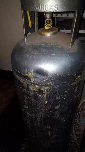 Vendo cilindro 45 kilos