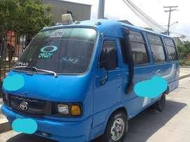 Microbus para repuesto