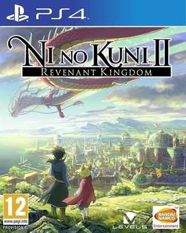 Ni No Kuni Revenant Kingdom PS4