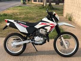 Vendo Honda Tornado XR 250