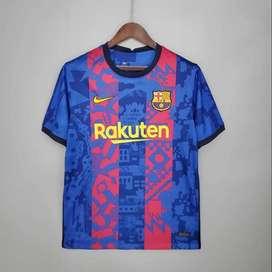 Camiseta del Barcelona en Champions League