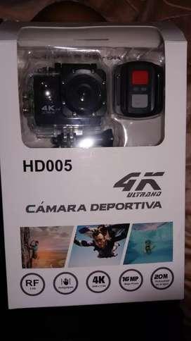 Cámara Deportiva 4k ultrahd005