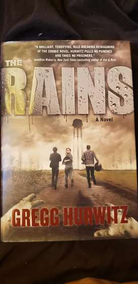 THE RAINS de Gregg Hurwitz EN INGLÉS