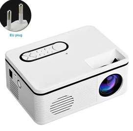 MINI PROYECTOR HD VIDEO BEAM, HDMI + SD + CONTROLBLANCO
