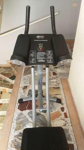 Maquina abslider para abdominales