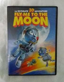 Fly me to the moon llevame a la luna dvd 3d original oferta