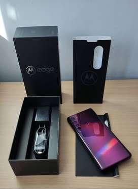Motorola EDGE 256Gb Rojo 4 Meses de Uso IGUAL A NUEVO EN CAJA!