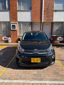 Kia picanto all new Modelo 2019 , full equipo !!