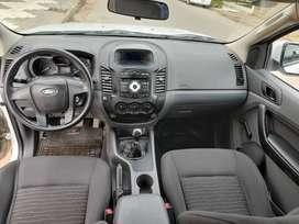 Vendo Ford Ranger 4x2 XL SAFET5 2.5L NAFTA Y GNC Mod 2015 En Perfecto Estado